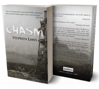 Chasm [trade paperback] by Stephen Laws